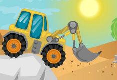 Игры тракторы - играть онлайн бесплатно